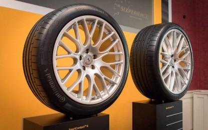 Predstavljen Continental SportContact 6 namijenjen najbržim automobilima današnjice