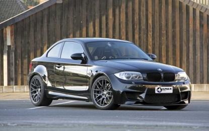 BMW serija 1 M Coupe snažniji i od Ferrarija i od Astona Martina