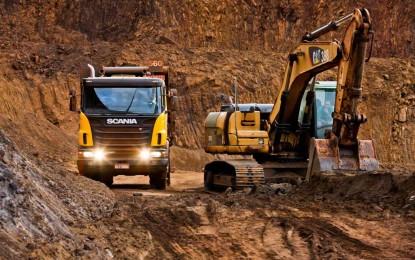 Scanijina ekonomična rješenja u građevinskom i rudarskom sektoru