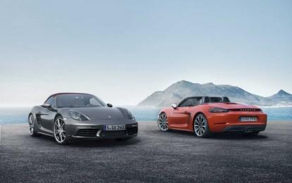 Porsche otkrio spektakularno brzog 718 Boxstera i 718 Boxstera S-a