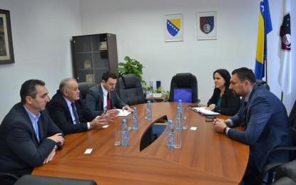 Premijer Kantona Sarajevo i gradonačelnik Istočnog Sarajeva postigli dogovor
