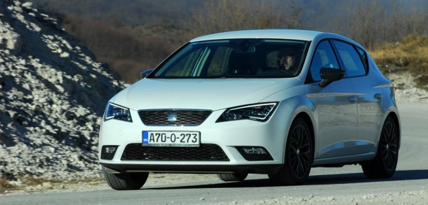 TEST – Seat Leon Style 1.6 TDI CR Connect (110)