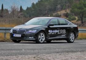 TEST – Škoda Superb B8 2.0 TDI 4×4 Style (150 KS)