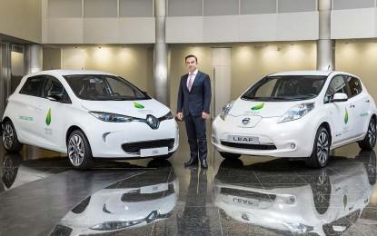 Alijansa Renault-Nissan prodala 8,5 miliona vozila u 2015. godini