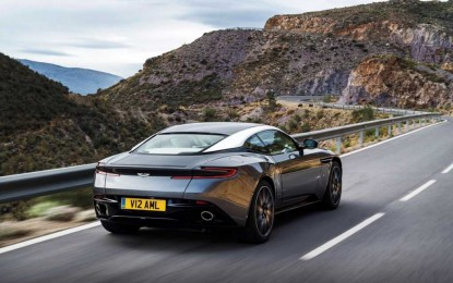 Aston Martin predstavio novog DB11