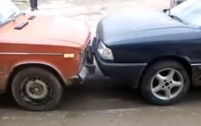 Audi i Lada odmjerili snage [Video]