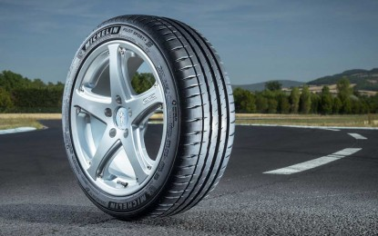 Michelin Pilot Sport4 – gume nove generacije za sportske limuzine