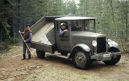Jubilej – Scania 125 godina inovacija