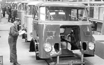 50 godina proizvodnje DAF-a u Belgiji