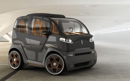 Mirrow Provocator – dizajnerska revolucionarna vizija gradskog automobila dužine kao Smart ForTwo, ali za 4 osobe i njihov prtljag [Galerija]