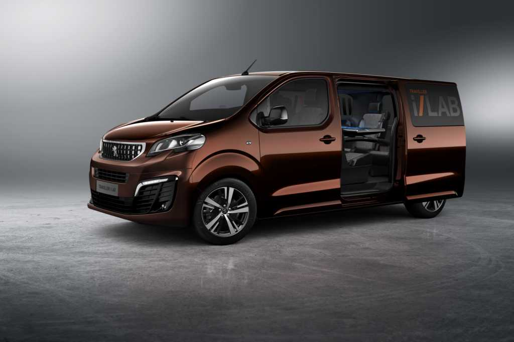 Proauto Peugeot Otkrio Vip Kombi Traveller I Lab