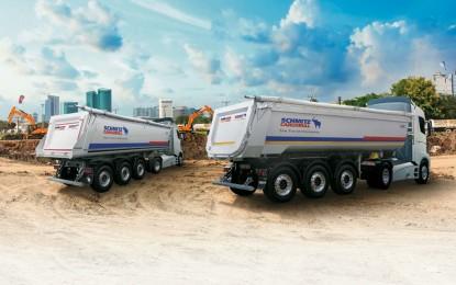 Nastavljen rast prodaje Schmitz Cargobulla u Evropi
