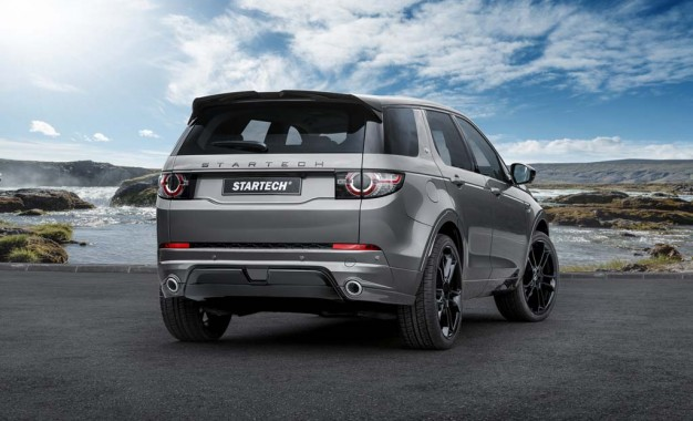 Startech oplemenio Land Rover Discovery Sport