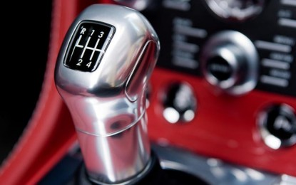 Manuelni mjenjači će se najduže zadržati u Aston Martinovim autima