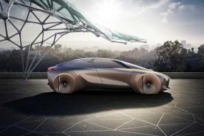 Uskoro pretproizvodnja prototipa i testiranje na javnim cestama BMW-a Vision iNext 100