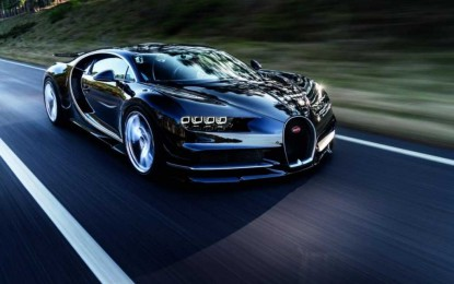 Bugatti Chiron predstavljen i to sa snagom do 1.500 KS