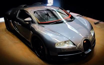 Bugatti Veyron za cijenu Audija A6 – nije nemoguće