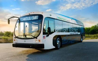 Električni autobusi Proterra 4 puta efikasniji od autobusa sa pogonom na CNG