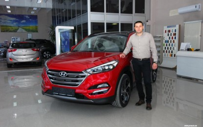 Priča uspješnih – Već 8 godina zaredom Autocentar Ganjgo iz Matuzića jedan od najuspješnijih dilera Hyundaija u BiH!
