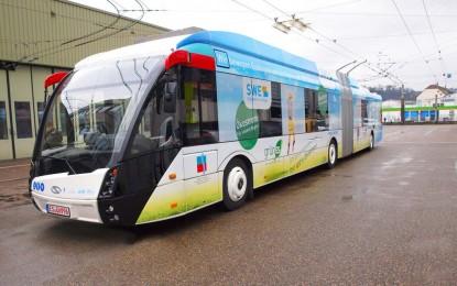 Solaris Trollino, trolejbus i na struju iz mreže i na baterije, krenuo u saobraćaj