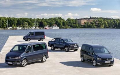 U prva dva mjeseca Volkswagen Commercial Vehicles povećao isporuke za 6,7%