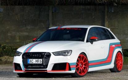 Audi RS3 prerađen u MR Racingu – postao je ubica starijih Ferrarija, Porschea, Lamborghinija
