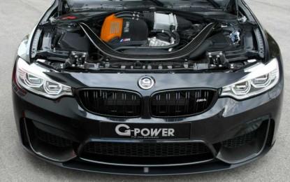 BMW M4 Convertible uz magiju G-Powera do supersportskih visina