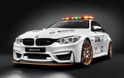 Pripremljen BMW M4 GTS Safety Car za DTM