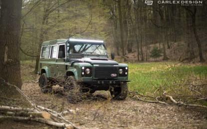 Land Rover Defender u novom izdanju sa potpiso bugarskog Carlex Designa [Galerija – 13 fotografija]