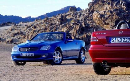 Prošlo je 20 godina od predstavljanja prvog Mercedes-Benza SLK