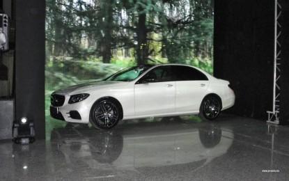 U BiH predstavljena deseta generacija Mercedesove E-klase