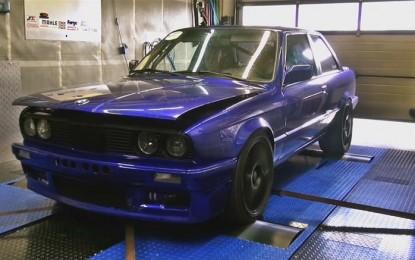 Više od 1.200 KS u BMW-u serije 3 (E30) sa prerađenim motorom iz BMW-a M5 (E34) [Video]