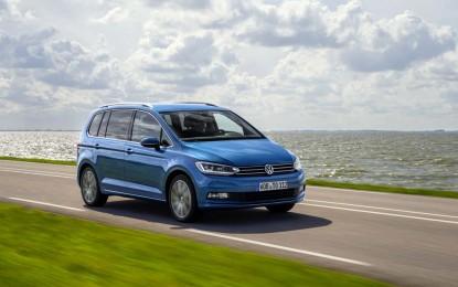 Volkswagen Touran dobio dva nova impozantna motora