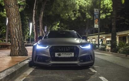 Audi A6 Avant radikalno prerađen – nikada opasniji [Galerija – 22 fotografije]