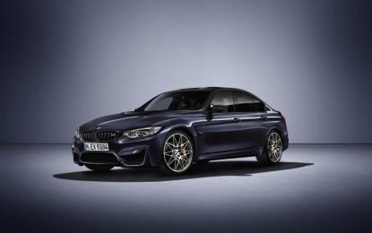 BMW 30 Years M3 slavi 30 godina najpoznatijeg sedana na svijetu