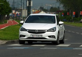 TEST – Opel Astra K Dynamic B 1.4 Turbo EcoTec, 150 KS Start/Stop (MT6)