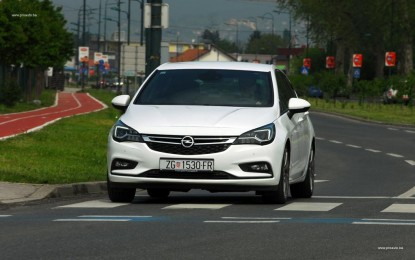 TEST – Opel Astra K Dynamic B 1.4 Turbo EcoTec, 150 KS Start/Stop (MT6)
