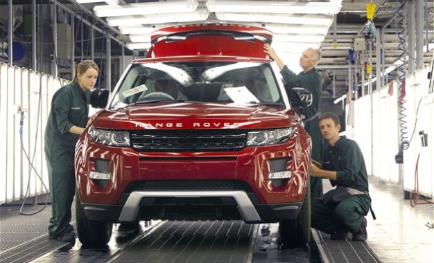 Porasla proizvodnja automobila u Velikoj Britaniji