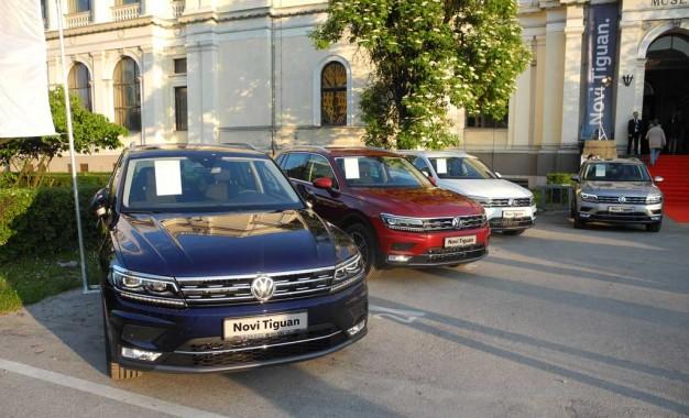 Premijera novog Volkswagen Tiguana u Bosni i Hercegovini [Galerija]