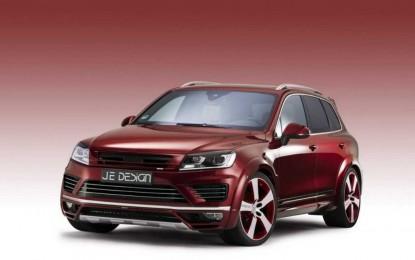 Vrhunski Volkswagen Touareg 3.0 TDI u režiji Je Designa