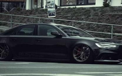 Audi S6 prigrlio cestu i suptilno pokazuje silu ispod poklopca [Video]