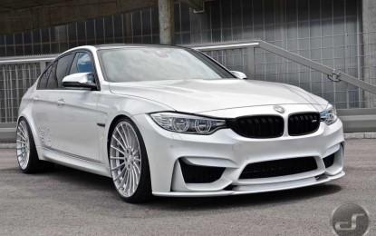 Švicarci i Nijemci vrhunski preradili BMW-a M3