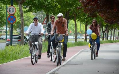 U Sarajevu pušten u fukciju Nextbike Sistem javnih bicikala
