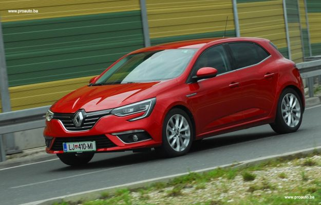 TEST – Renault Megane Intens Energy dCi 110 S&S