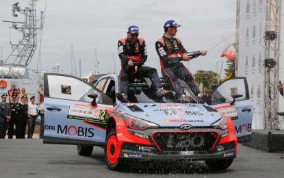 """Hyundaiju Motorsportu treće """"zlato"""" u WRC-u"""