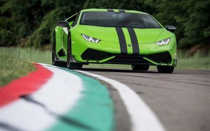 Lamborghinijev novi set dodataka za Huracana