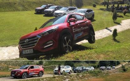 Hyundaijevi terenci u pohodu na prirodne ljepote Hercegovine