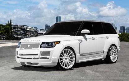 Range Rover iz Ardena jedan je od najopasnijih na cesti