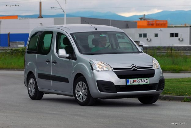 TEST – Citroen Berlingo Multispace Feel BlueHDi 100 BVM