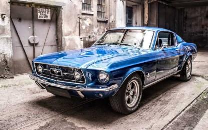 Poljaci preradili američku ikonu – Forda Mustanga Fastbacka [Galerija]